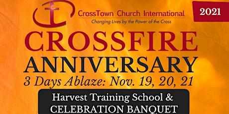 CROSSFIRE ANNIVERSARY WEEKEND tickets