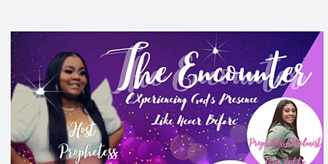 The Encounter tickets