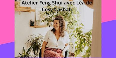 Atelier Feng Shui avec Léa Lutz-Ramoul billets
