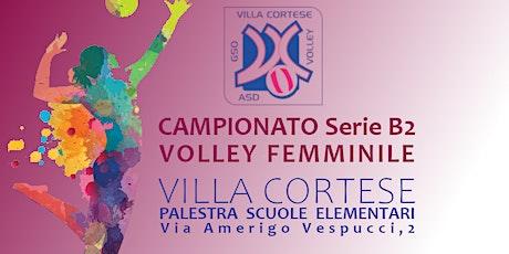 GSO Villa Cortese Volley vs TIMECINSUBRIA Gallarat biglietti