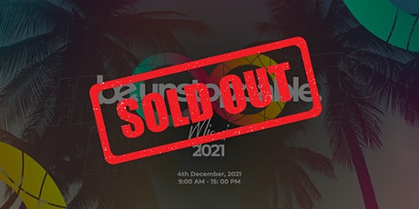 BE Unstoppable Miami 2021 tickets