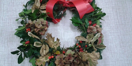 Winter Workshop: Christmas Willow Wreaths and Table Decorations tickets