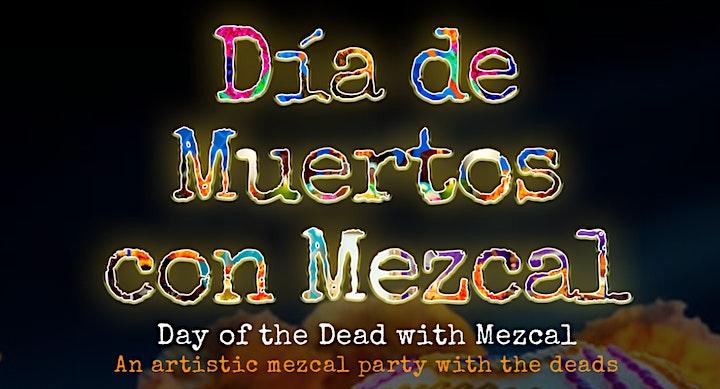 Imagen de Dia de Muertos con Mezcal