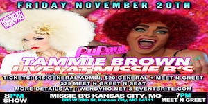 Tammie Brown LIVE! Hosted by Wendy Ho!
