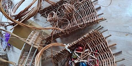 Winter Workshop: Willow Basket Making billets