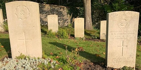 The Architecture and Conservation of Commonwealth War Graves tickets