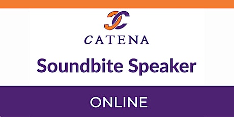 Catena Connect+ Presents: Coffee Catch-Up tickets