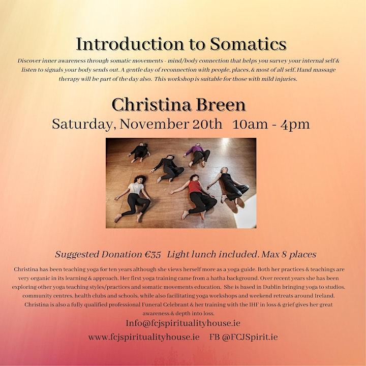 Introduction to Somatics. image