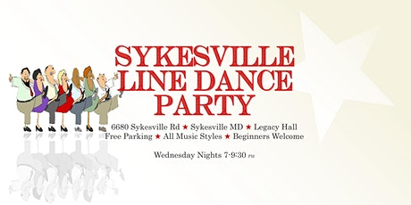 Sykesville Line Dance Party tickets