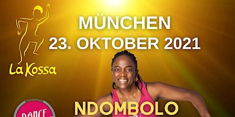 Afrobeats & Ndombolo Dance  Workshops Tickets