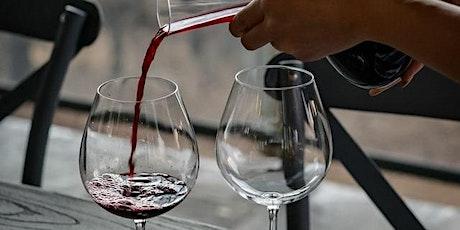 Online Wine Tasting tickets
