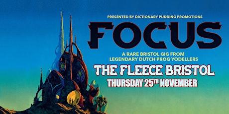 Focus - 50th Anniversary Tour tickets