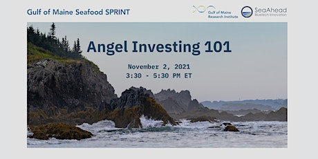 Angel Investing 101 (Virtual) tickets
