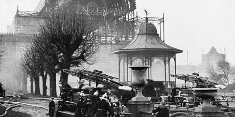 The Crystal Palace is on Fire! - Special Fire Walk and Christmas Social tickets
