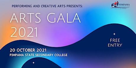 Arts Gala 2021 tickets