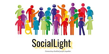 SocialLight 18-45 Social Group November get-together tickets