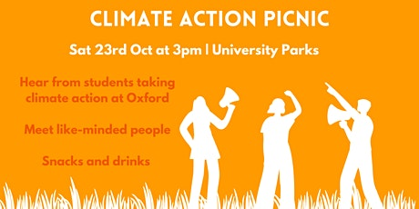 Climate Action Picnic tickets
