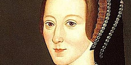 Anne Boleyn at the Round Church tickets