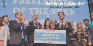 Dag van de ZZP'er 2016 incl. uitreiking Freelancer of...