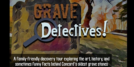 Grave Detectives: Stories in Stone tickets