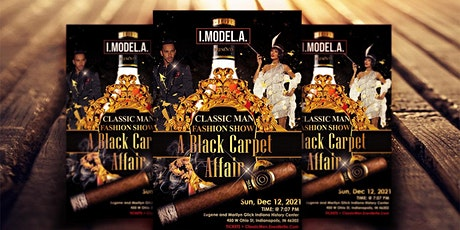 The Classic Man Fashion Show tickets