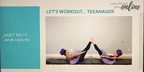 FREE Lolita Pilates Workshop with Iva: Halloween Pilates for Children tickets