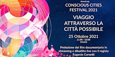 """Film """"Viaggio Attraverso la Città Possibile"""" biglietti"""