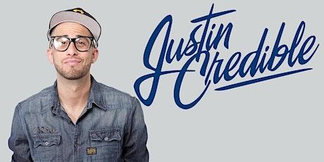 JUSTIN CREDIBLE at Vegas Nightclub - Oct 19 - Guestlist+++ tickets