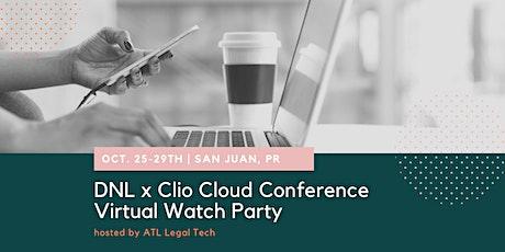 Clio Cloud Conference Watch Party...in Puerto Rico! entradas