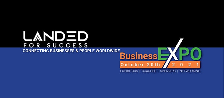 Landed for Success- Business Expo 2021 image