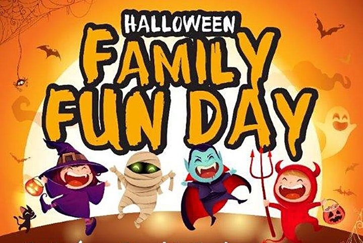 Halloween Family Fun Day - Fundraiser Event image
