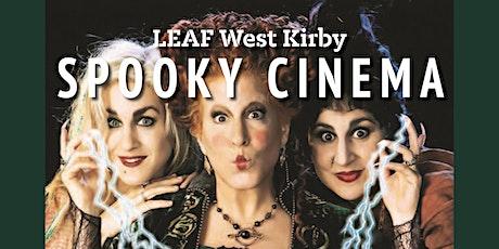 LEAF West Kirby Spooky Cinema - Hocus Pocus tickets