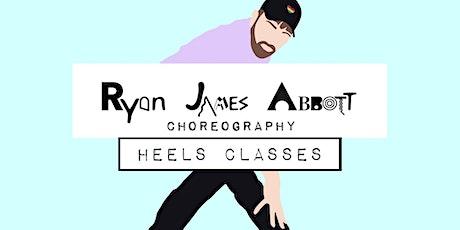 Canterbury Heels Dance Class tickets