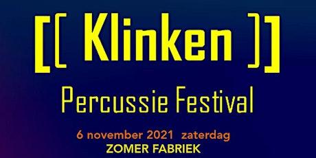 Klinken Percussie Festival tickets