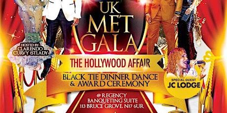 UK MET GALA tickets