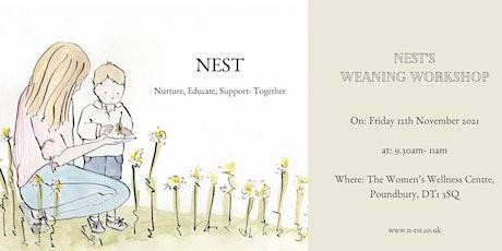 NEST's: Weaning Workshop tickets