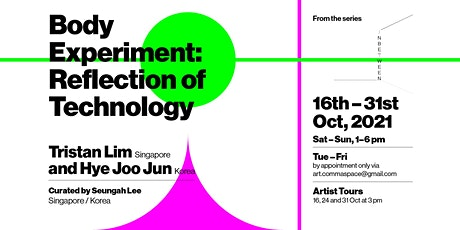 Body Experiment - Artist Tour by Tristan Lim tickets