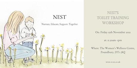 NEST's Toilet Training Workshop tickets