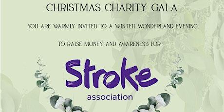 Stroke Association Christmas Evening tickets