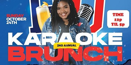 2nd Annual Makers Mark Karaoke Brunch ft Angie Ange tickets