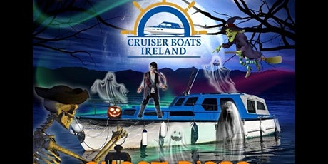 Halloween Ghost Disco Boat tickets