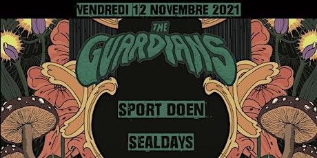 Arc-en-Musique: The Guardians, Sport Doen, Seldays tickets