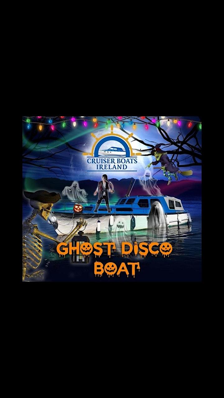 Halloween Ghost Disco Boat image