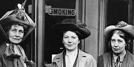The Pankhursts of Manchester/Suffragette City FREE Guided Expert Tour tickets
