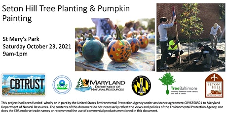 Tree Planting and Pumpkin Painting in Seton Hill tickets