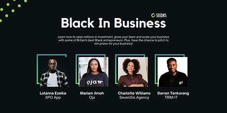 Black In Business tickets