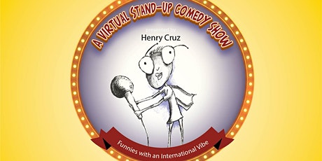 A Virtual Stand-Up Comedy Show # 5 (FREE) tickets