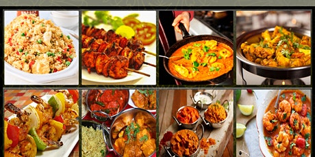 Curry night/ get together/ catch up at the Mahaan tickets
