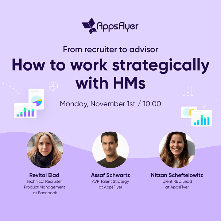 From recruiter to advisor - how to work strategically with HMs image