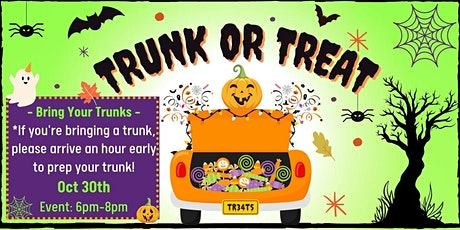 Valen Corporate Services 2nd Annual Trunk or Treat tickets